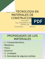 Tecnología de Materiales 3
