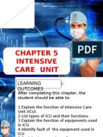 Intensive Care Unit (student version)