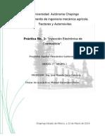 Inyección Electronica de Combustible