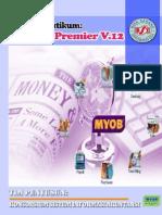 Modul Myob Aplikasi Komputer Akuntansi 2015