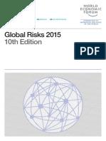 World Economic Forum_The Global Risks 2015