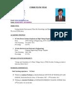 DAMU Latest Resume 27.5. 2015