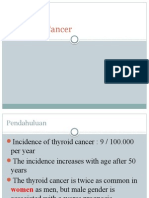 Tipus Thyroid Cancer