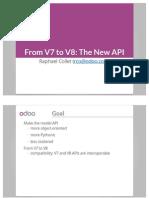 Odoo API