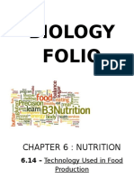 Biology Folio 2014 - Chapter 6.14