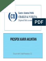 Prospek Kerja Akuntan