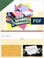 El Texto y Sus Caractetisticas (1)