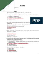 Examen-OHSAS 18001