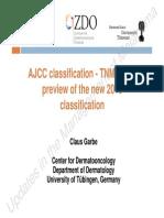 AJCC TNM Classification 2009-01-2014 [Modalità Compatibilità]