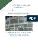 Practicas de microbiología ambiental