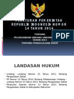 PP Nomer 14 th 2014