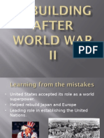 Rebuilding-after-WWII-and-US-economy.ppt