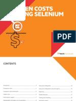 Software Testing Costs Whitepaper Teststudio vs Selenium
