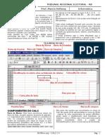 TRE-RS Informatica Apostila Calc
