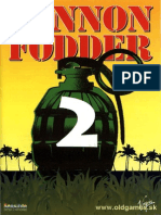 Cannon Fodder 2 manual