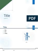 Design Simpel Powerpoint