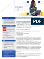 Windows Server 2012 R2 VDI Datasheet