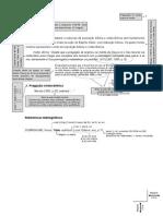 MODELO 1 - Formatação