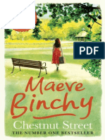 Chestnut Street by Maeve Binchy Extract