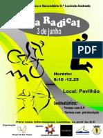 Dia Radical - 3 Junho