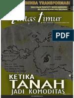 MAJALAH LINTAS TIMUR EDISI 1 Tahun 2015