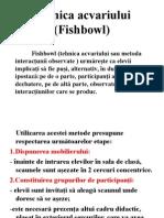 Metoda Acvariului (Fishbowl