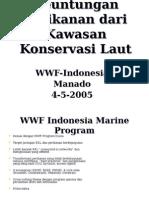 Keuntungan KKL untuk Perikanan.ppt