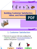 Unit 1.3 Building Customer Satisfaction,Value, and Retention