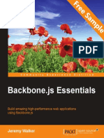 Backbone.js Essentials - Sample Chapter