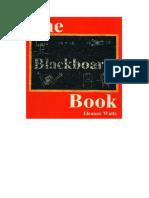 Black Board Book Eleanor Watts
