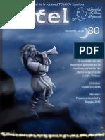 STE Revista Estel 080 Invierno 2014