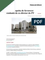 OAS é Suspeita de Favorecer cunhada de Vaccari, no Guarujá SOLARIS