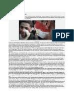 The Arab Spring Hangovers
