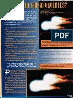 ¿Bolas de Fuego Vivientes R-080 Nº033 - Reporte Ovni