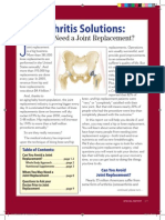 Arthritis Solutions