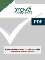 Lingua Portuguesa Petrobrás 2014