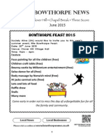 Bowthorpe News June 2015