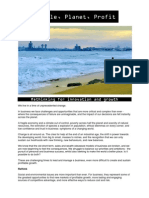 People Planet Profit - Introductory Chapter - Peter Fisk