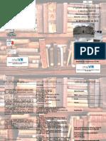 Convite - Encontro de Bibliotecas Escolares