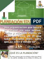 Planeación Educativa
