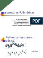 Estruturas Poliméricas