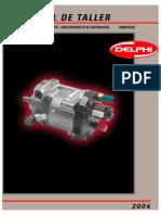 Bomba Common Rail Dfp1 Procedimiento de Reparacion