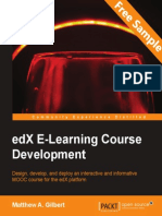 edX E-Learning Course Development - Sample Chapter