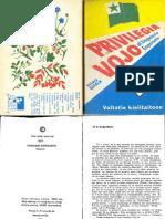 esperanto -privilegia vojo al lingvoscio - vilho setälä