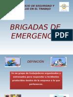 Charla Brigadas de Emergenci