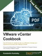 VMware vCenter Cookbook - Sample Chapter