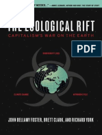 John Bellamy Foster, Brett Clark, Richard York-The Ecological Rift_ Capitalism's War on the Earth-Monthly Review Press (2011)