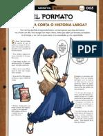 Narrativa 003A_El Guion_El Formato_Historia Corta o Historia Larga