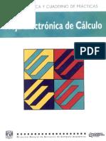 Hoja Electronic A de Calculo Excel Ejercicios