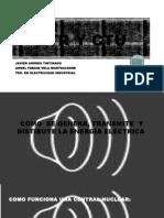 Presentación de Centro de Distribución Rurales y Urbanos